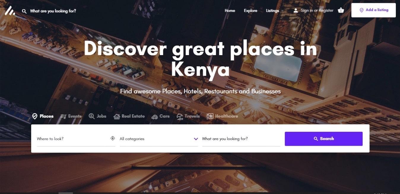 Vincent Ochieng Listing Kenya