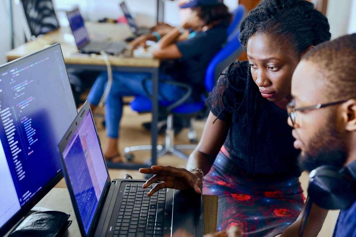 Dwayne Stepter, Howard University alum created STEM internships for college students at Kenyatta University