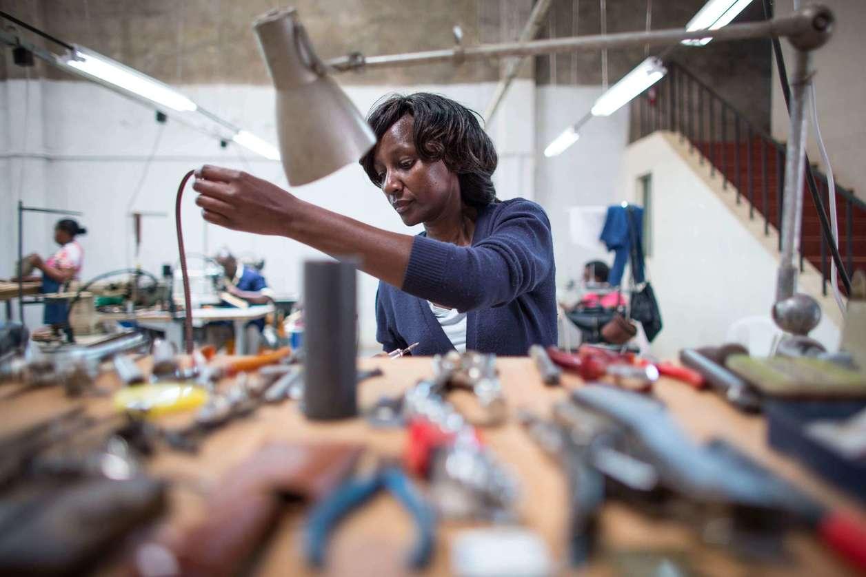 Adora Nwodo, Lagos Nigeria based Software Engineer at Microsoft Mixed Reality and Founder of Fort NG