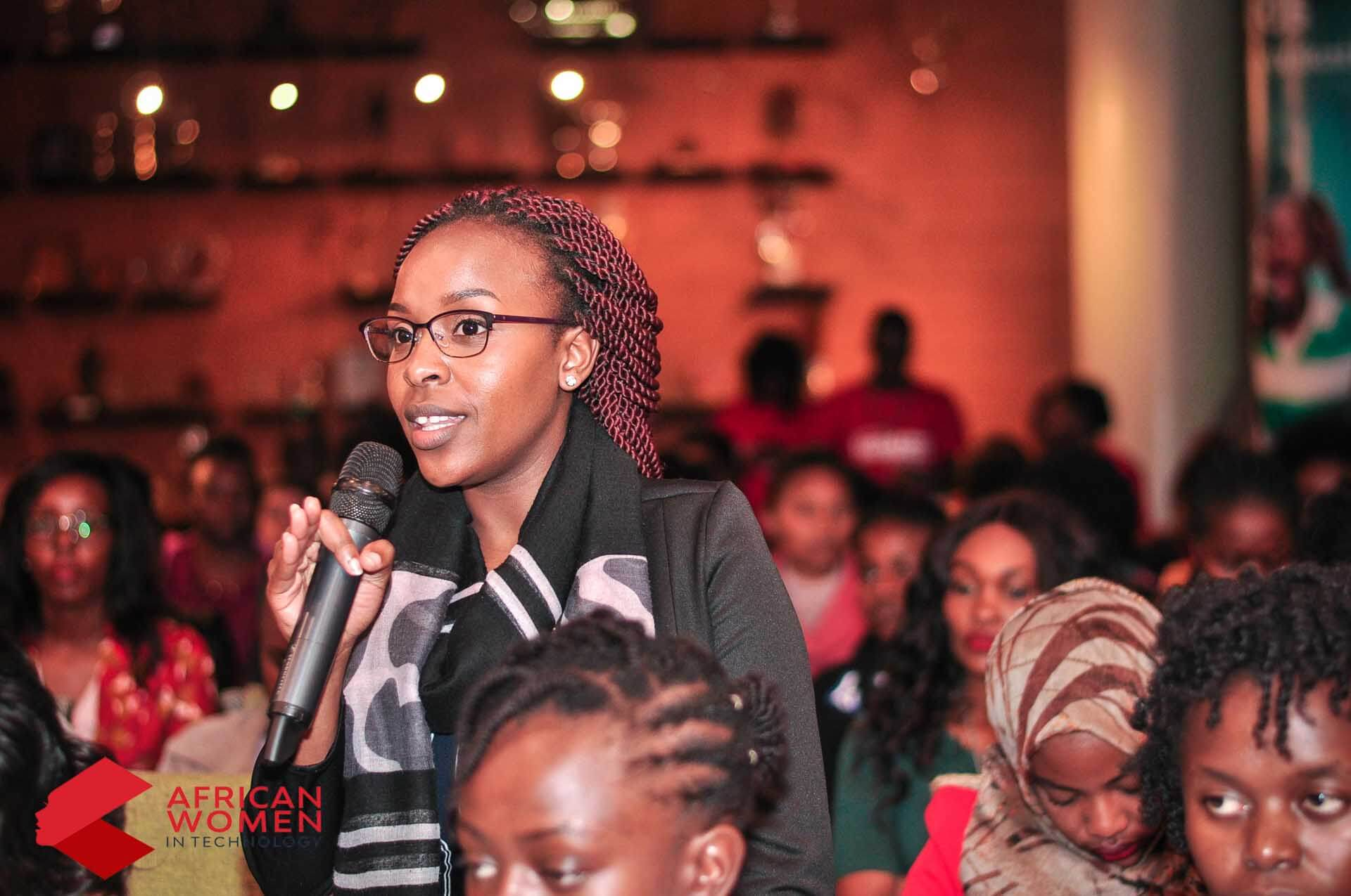 Anie Akpe African Women in Technology