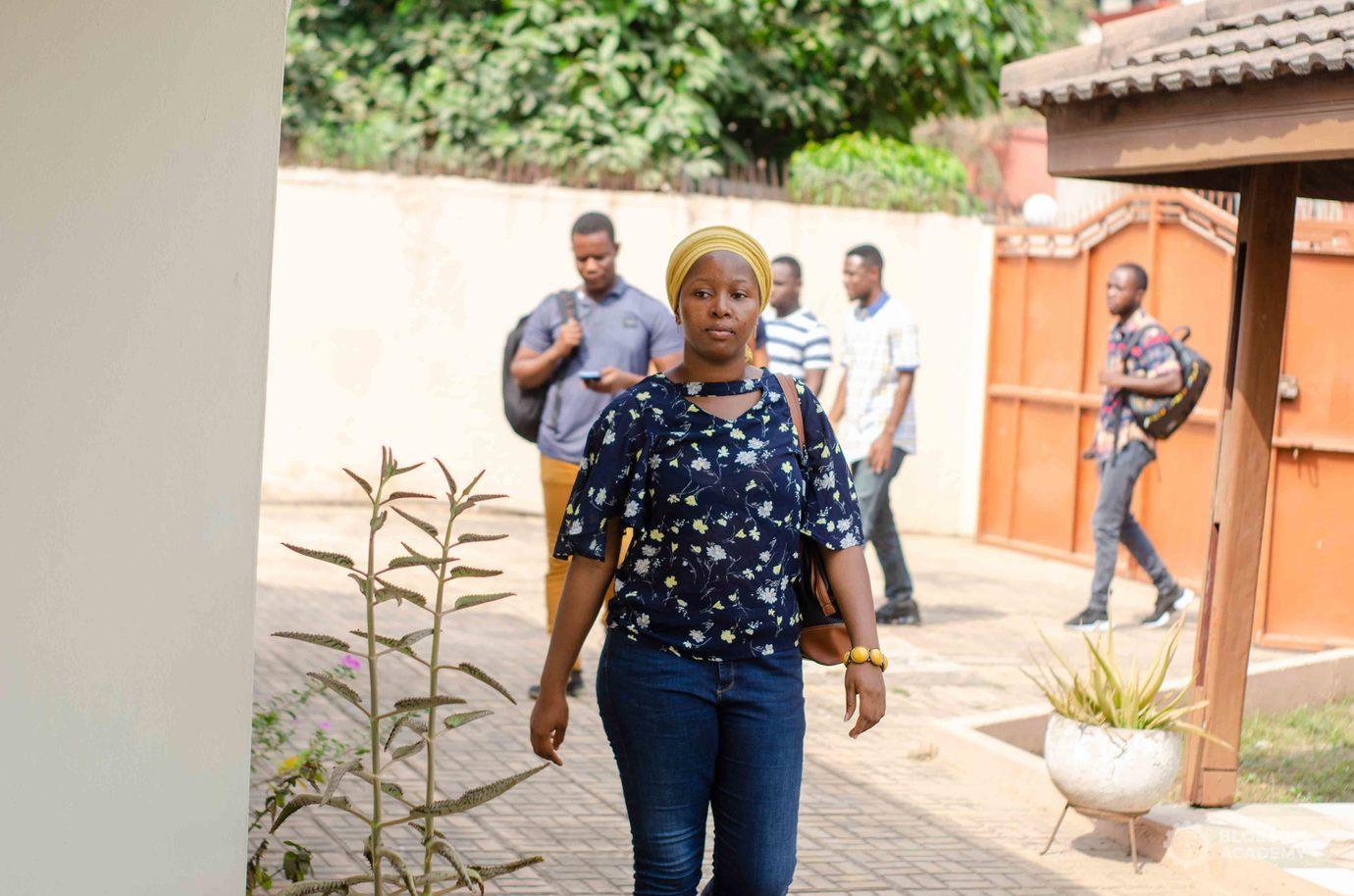 Jeph Acheampong Blossom Academy Accra Ghana