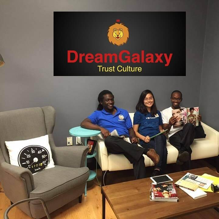 Brian Asingia DreamGalaxy TV African Streaming