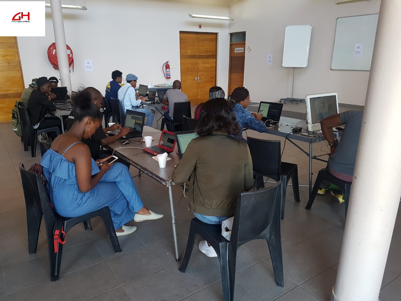 Ghetto Heroes Tech Innovation Diketso Setho