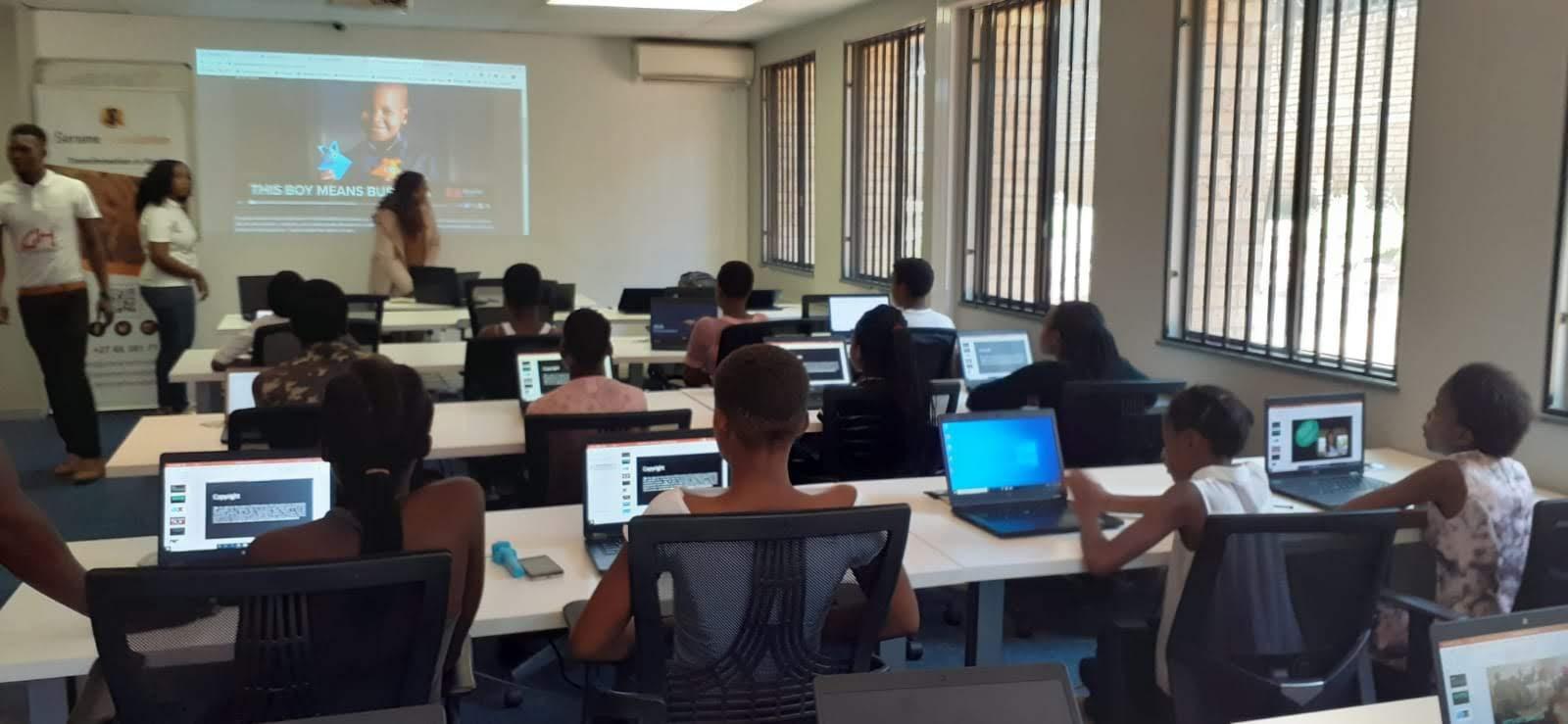 Diketso Setho South Africa tech