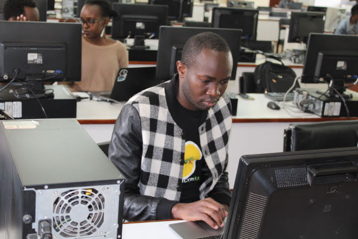 Eric Muli Flutter Developers Kenya