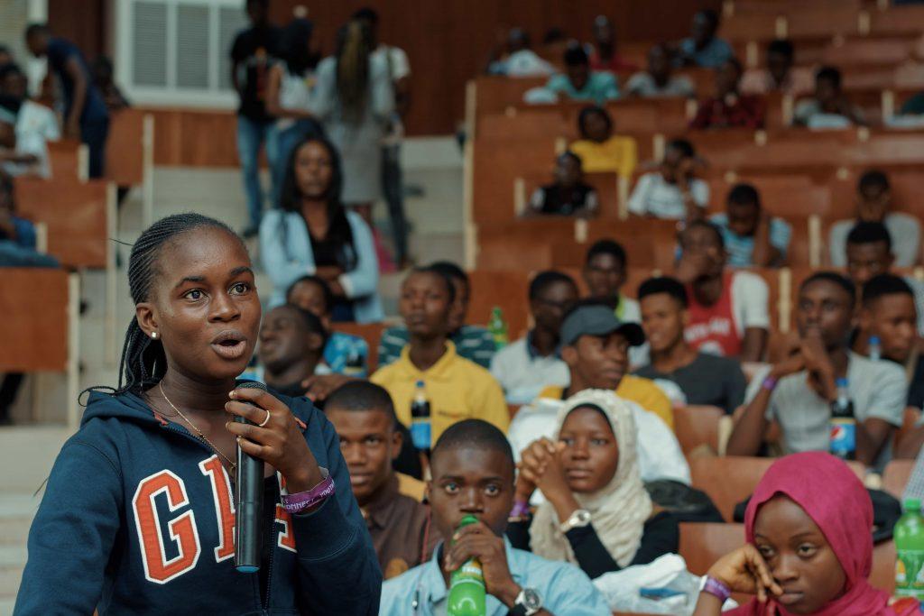 Amanda Obidike, Founder of STEMi Makers Africa, winning 500 Women Scientists and training 100 teachers in Lagos Nigeria using IBM's LMS platform. Built In Africa.