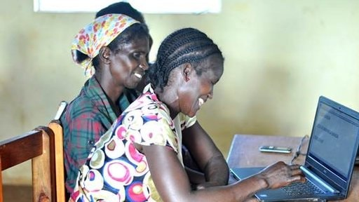 Digital Woman Uganda Built in Africa