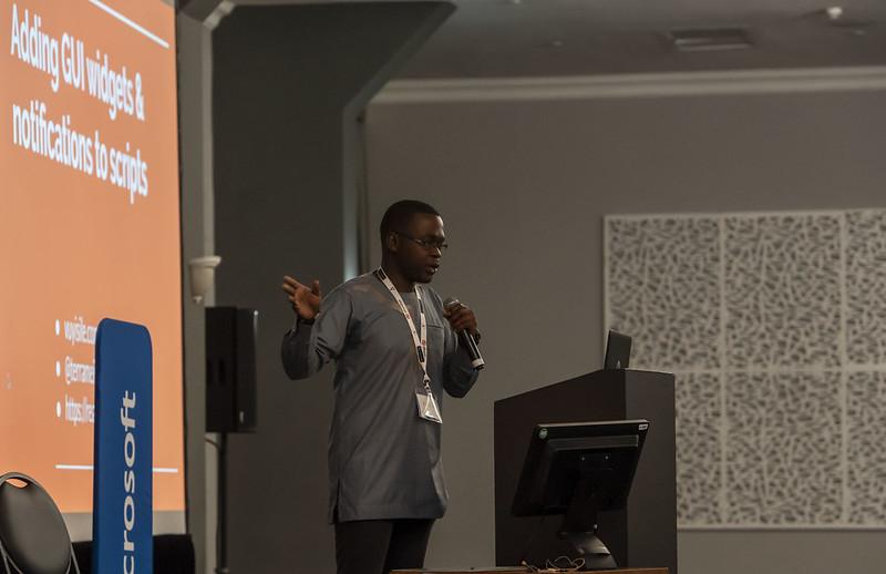 Vuyisile Ndlovu Zimbabwe Software Developer PyPI