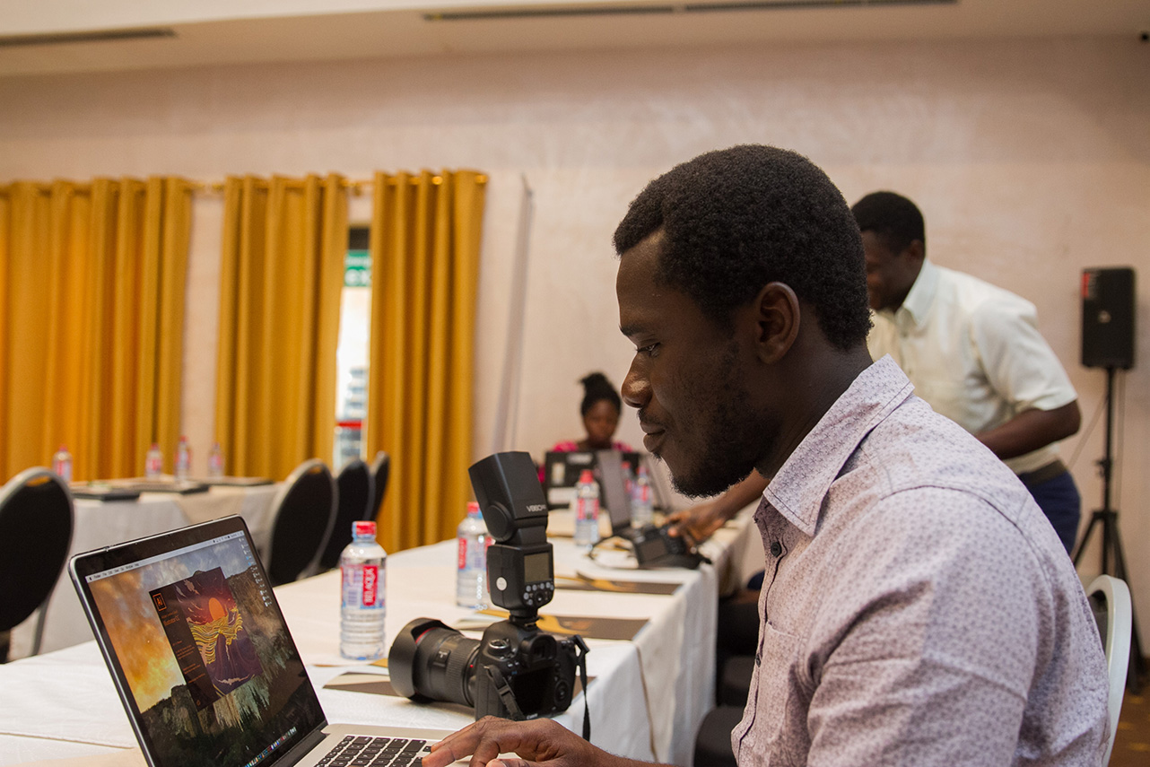 Engaging millennials in philanthropy. Eugene Bos Ghanaian UI/UX Designer in Amsterdam working as a Digital Experience Designer at Adidas x Reebok.