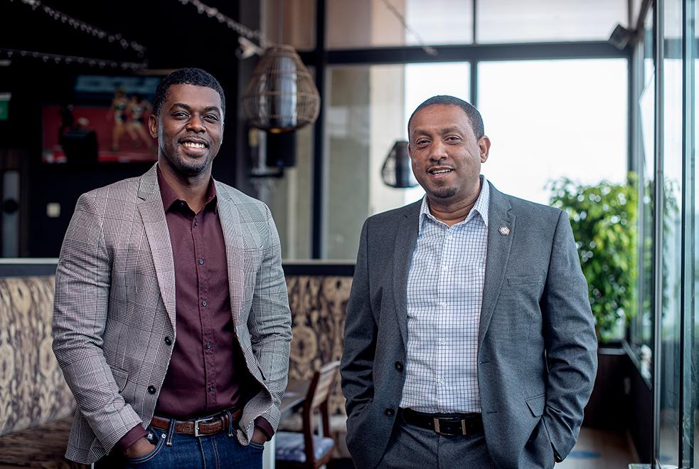 Gebeya Pan-African Online Talent Marketplace