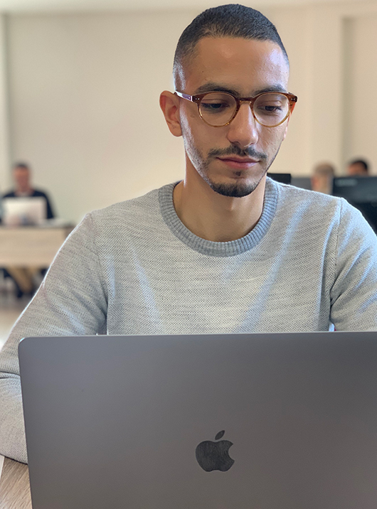 Naoufal El hassnaoui, Technical Lead Distributed Engineering Team Morocco