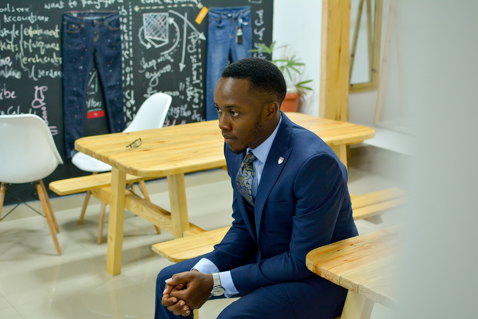 Benjamin Dada, Nigerian tech journalist and founder of DadaBenBlog, discusses changing Africa's narrative and tech in Africa.