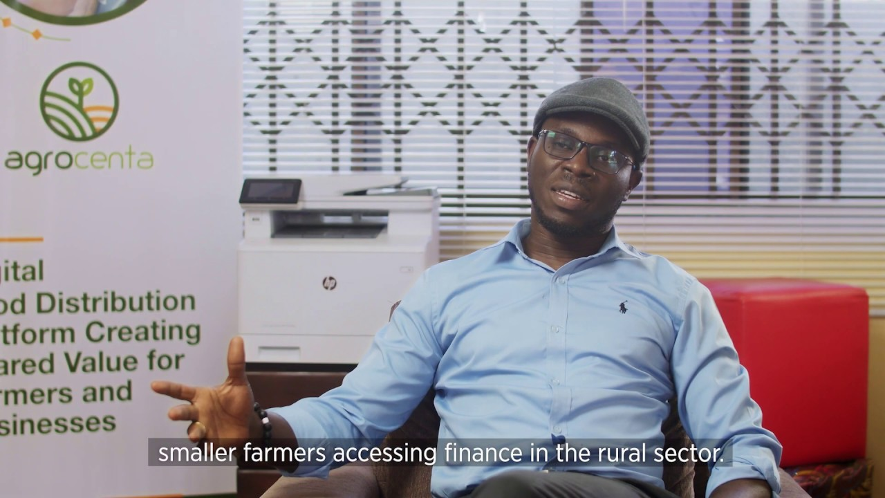 AgroCentra is a Ghanaian agritech startup addressing the market linkage and financial inclusion challenges in the agricultural value chain.