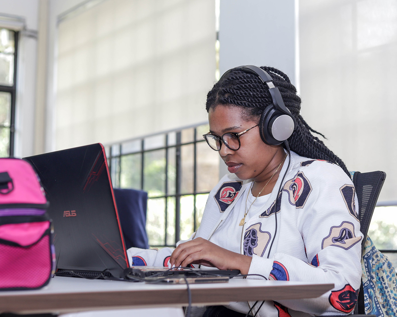 Tracom Services Limited, the Kenyan payment solutions company created a six-month payment academy to train students in software development and security.