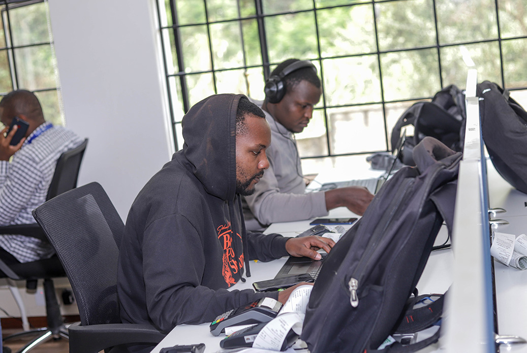Tracom Services Limited, a Kenyan payment solutions company, created Tracom Academy.