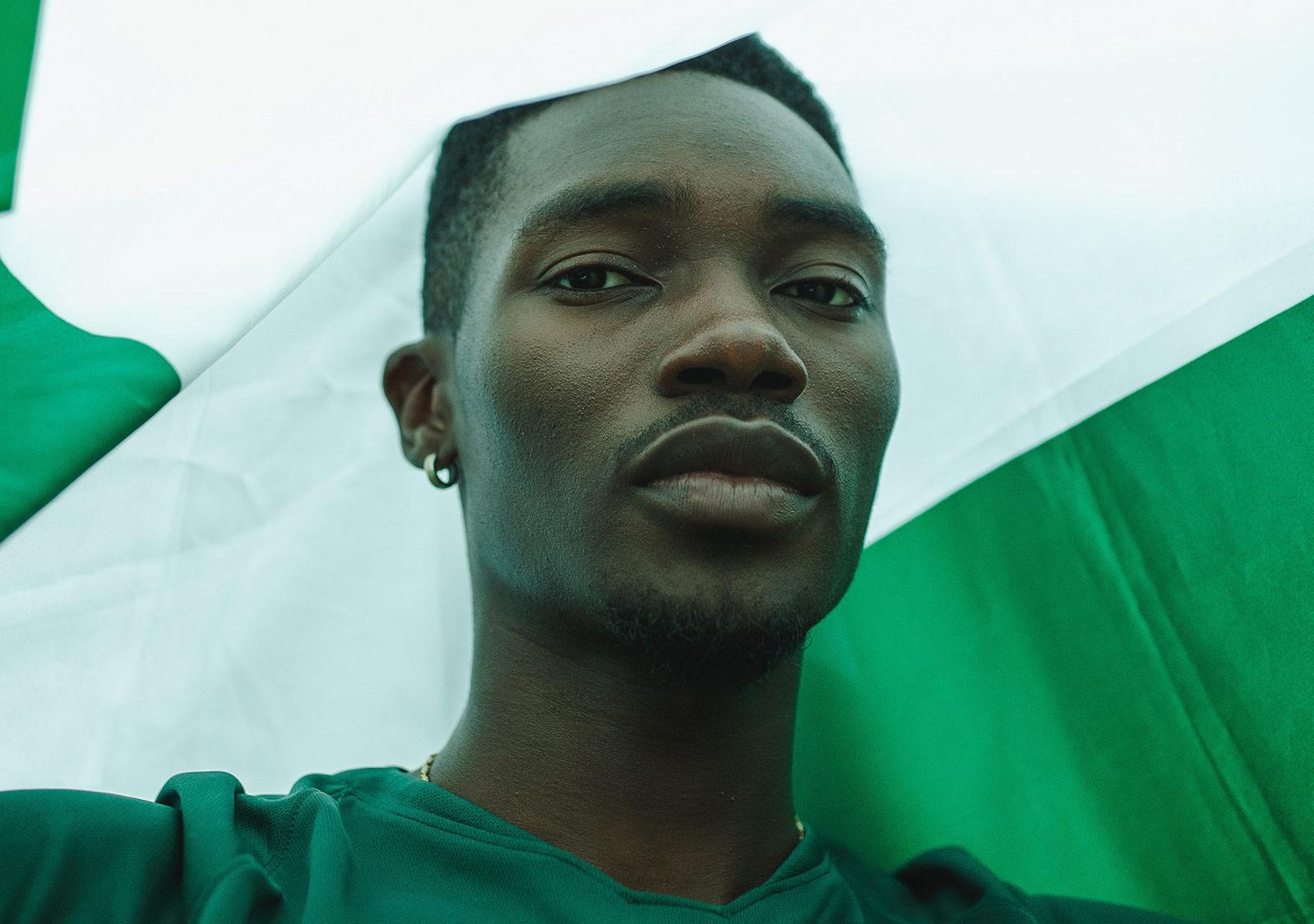 Seun Badejo, CEO and Design Lead at Eximia Design Studio, a digital design studio based in Lagos, Nigeria.