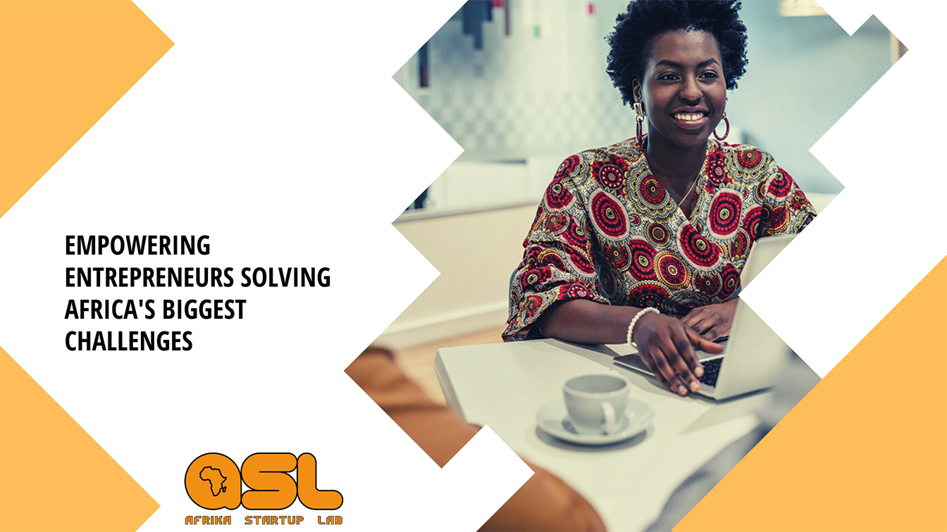 Boum III Jr, co-founder of Afrika Startup Lab is giving free mentorship to African entrepreneurs with traditional and non-traditional businesses.