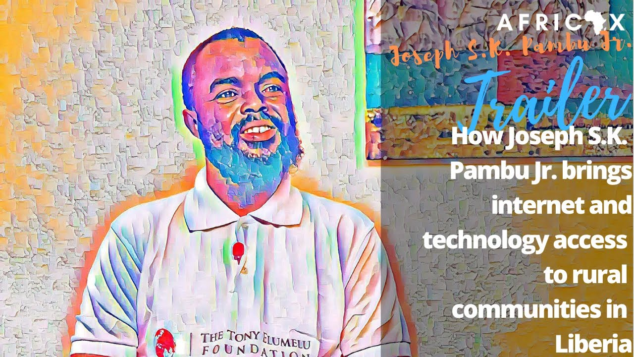 Joseph S. Pambu, the founder of Wireless Technology Lab (WT Lab), is ensuring Liberians get the required computer knowledge and digital literacy skills.
