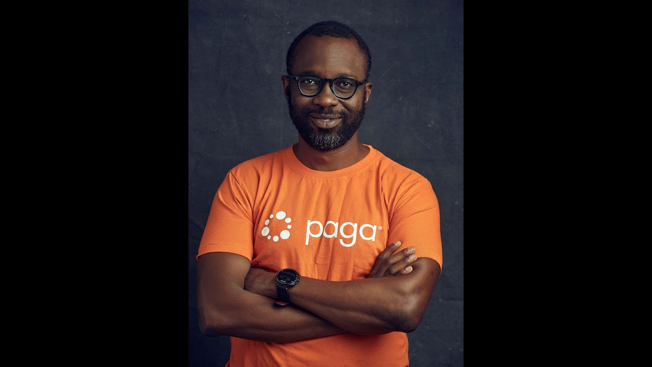 Tayo Oviosu founder of Paga is a Nigerian mobile payment company.