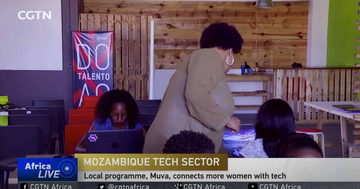 MUVA Tech is tackling the digital gender divide and helping Mozambican women.