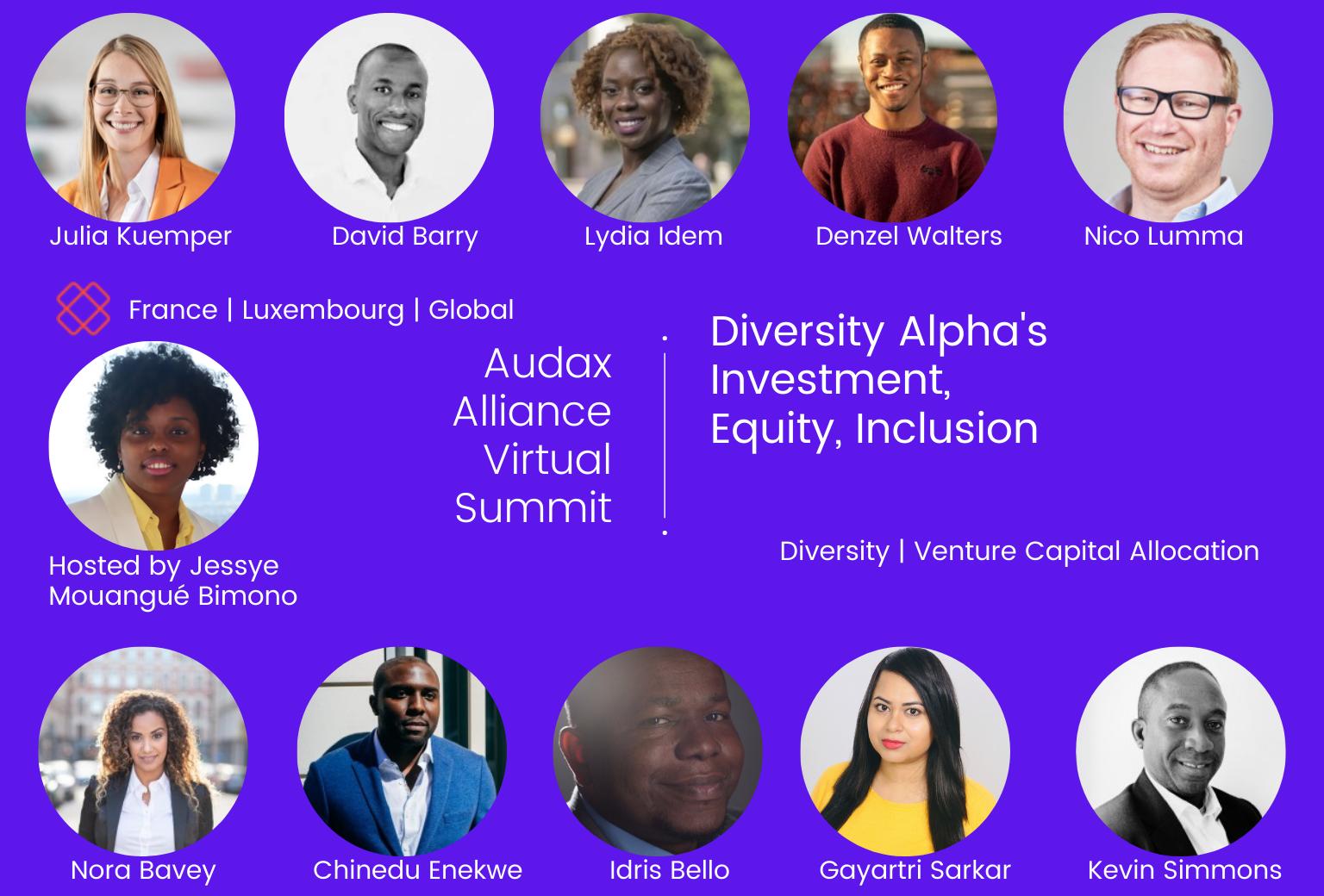 Audax Alliance Virtual Summit