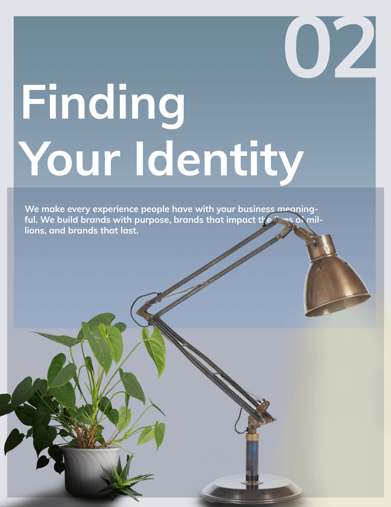 Saint Global - Finding your identity