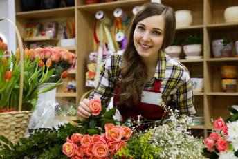 Florist in Barcelona