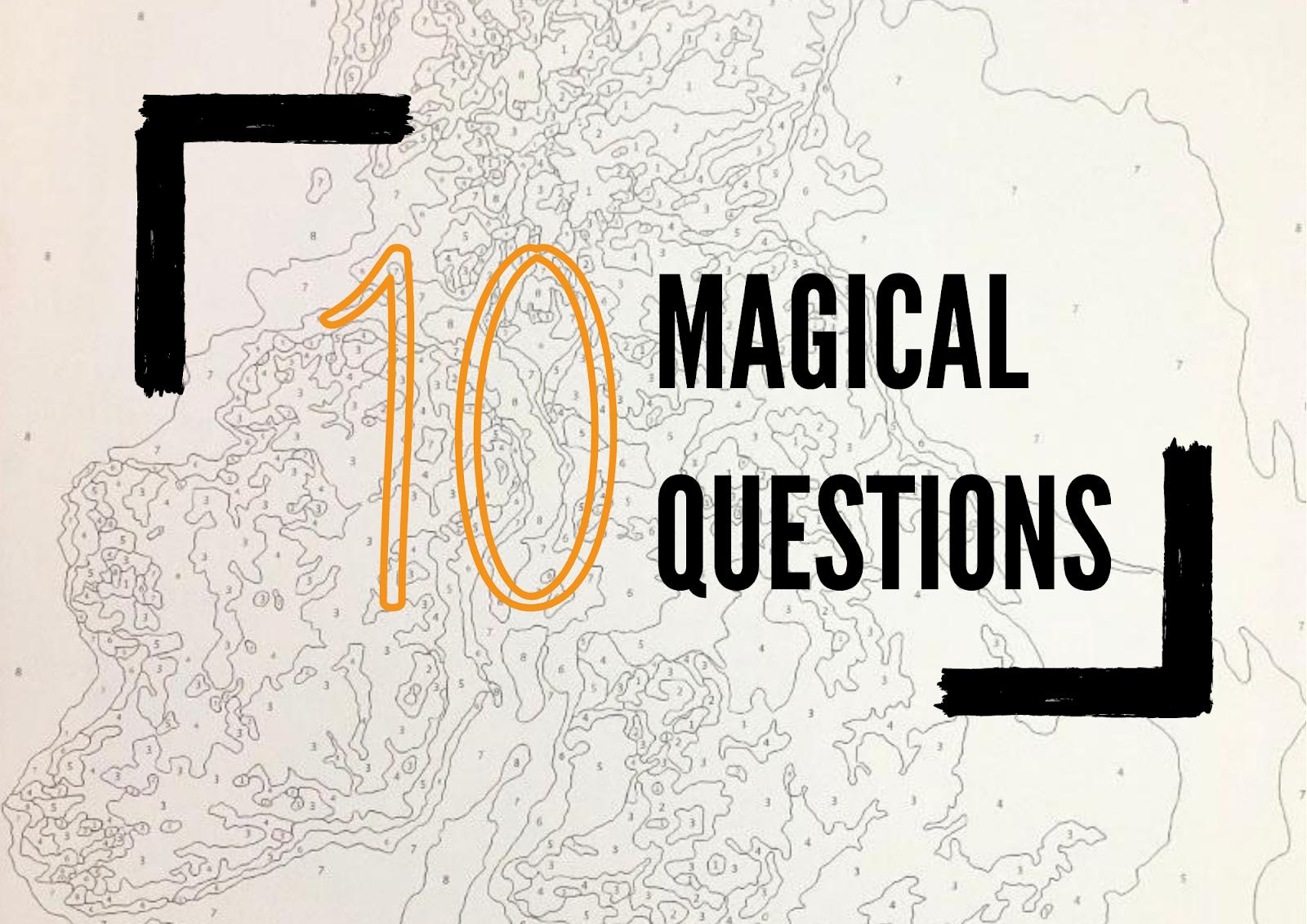 Questions for digital content