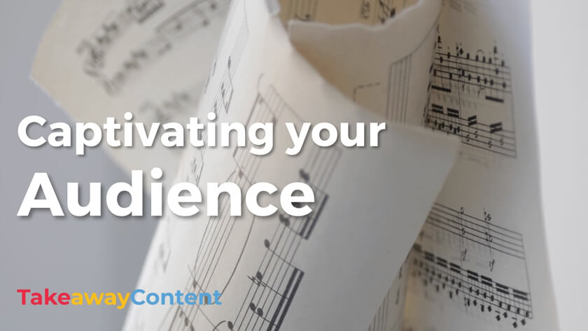 Captivating your audience with podcasts