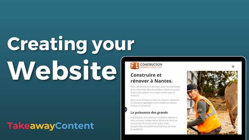Get yourself a website