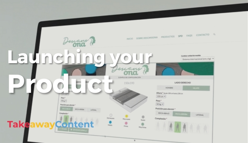Launching your product