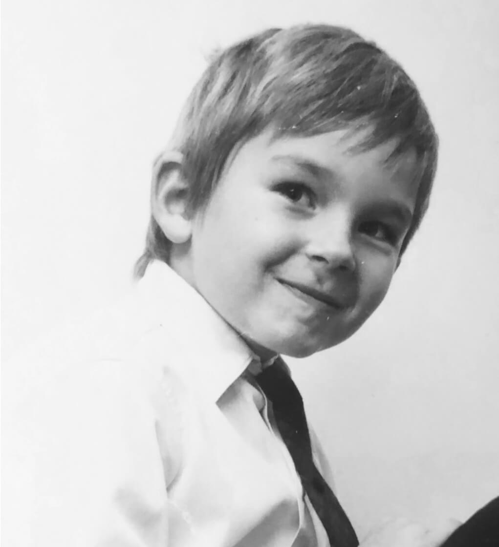 Leo Gärtner Kinderfoto