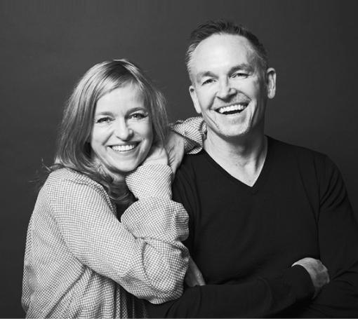 Portrait von Anita und Leo Gärtner
