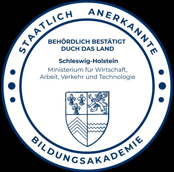 logo staatlich anerkannte Bildungsakademie