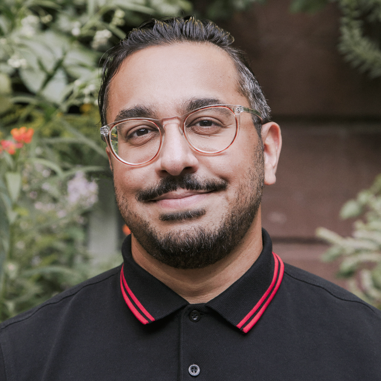Mesh Lakhani Headshot
