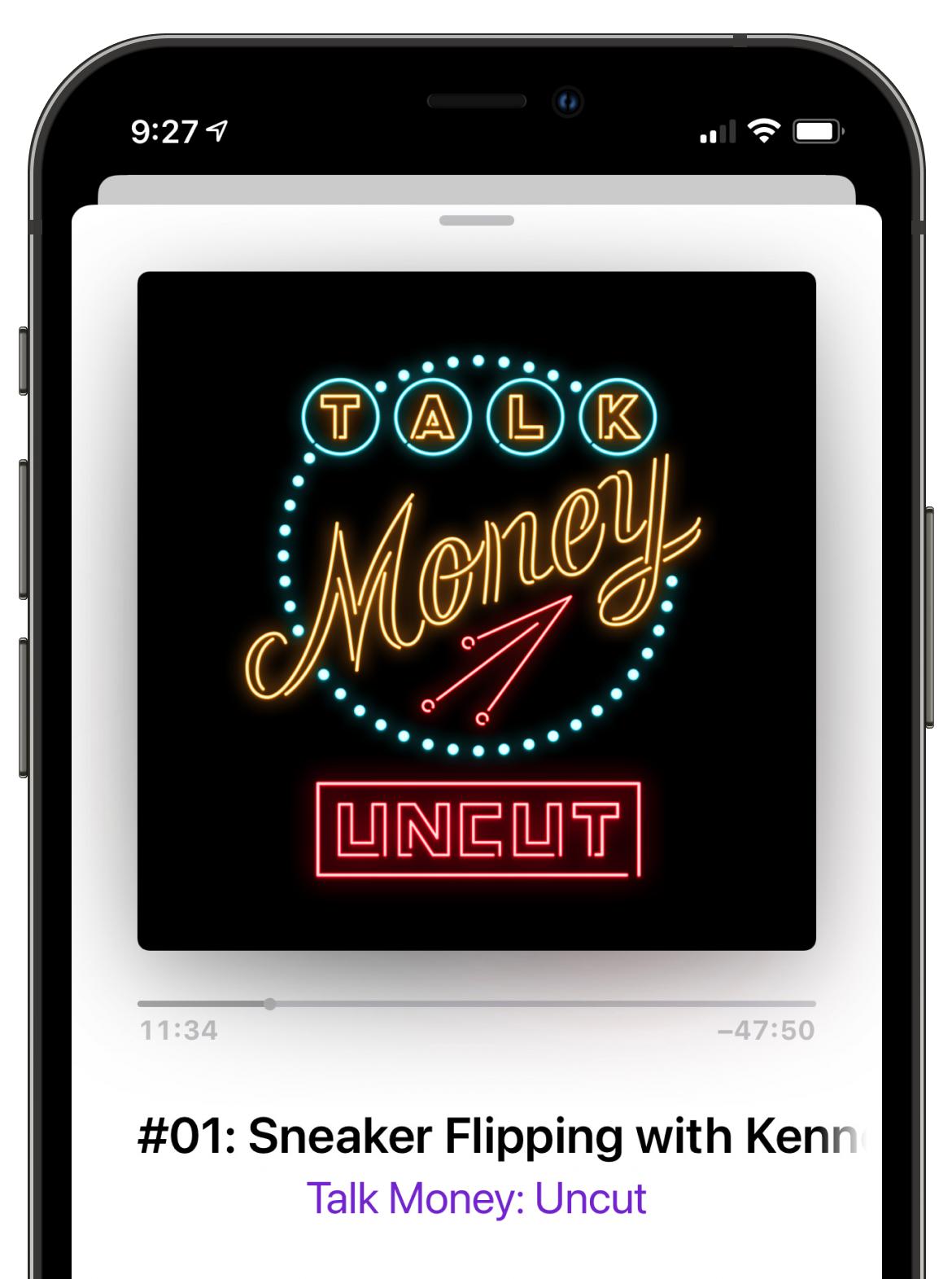 talk money mobile logo