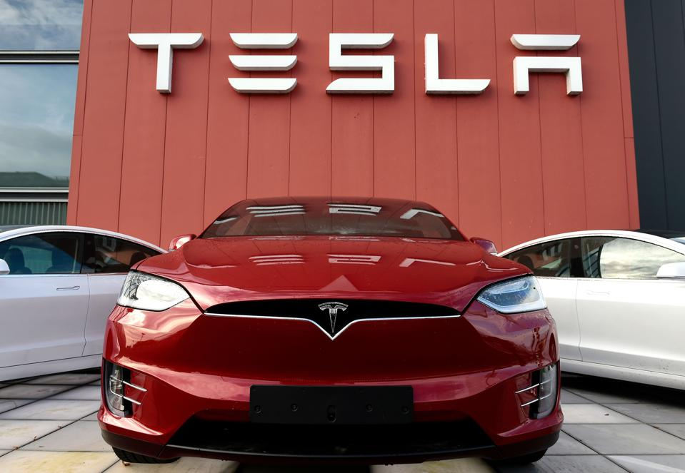 Tesla stock takes 21% one day dive