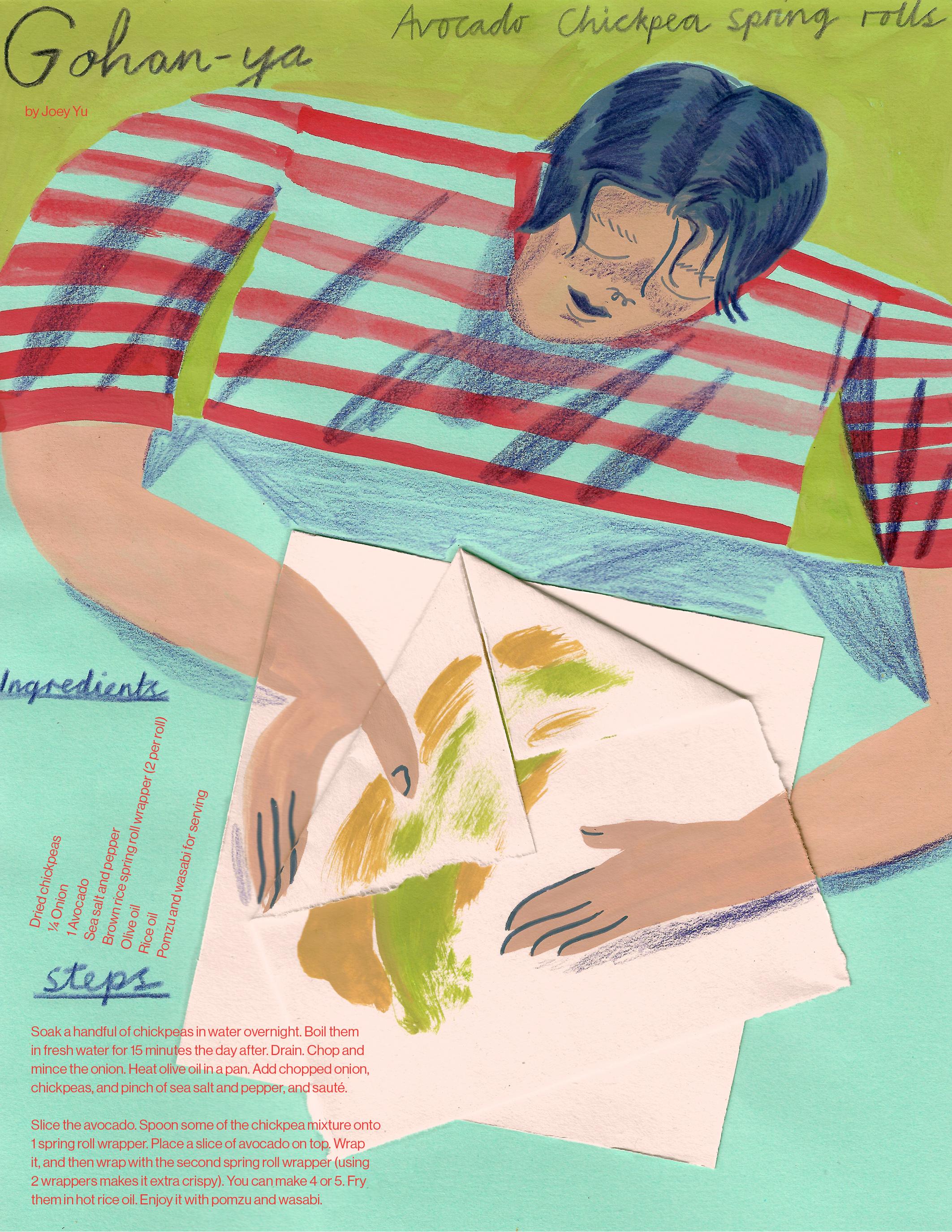 Gohan-ya Recipe