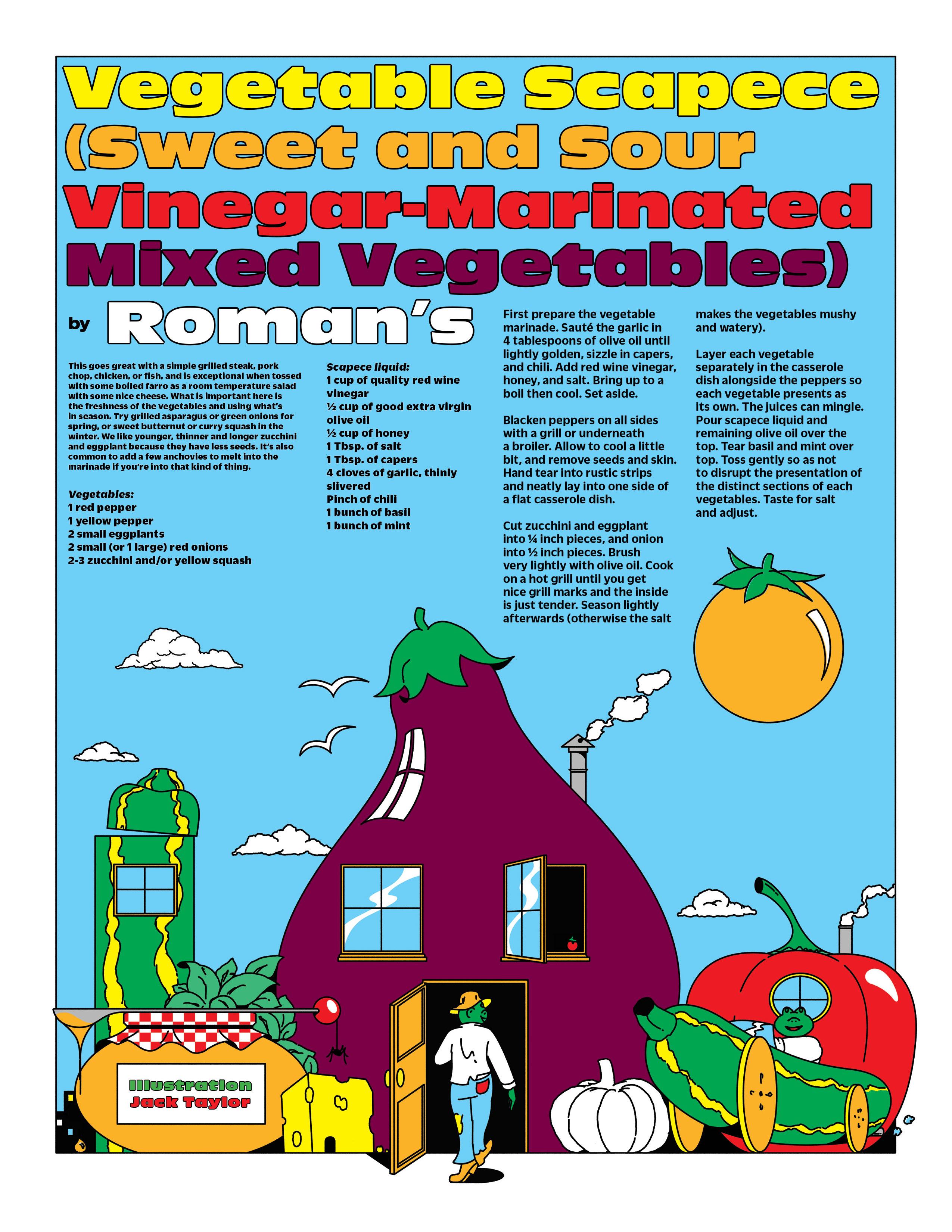 Romans Recipe