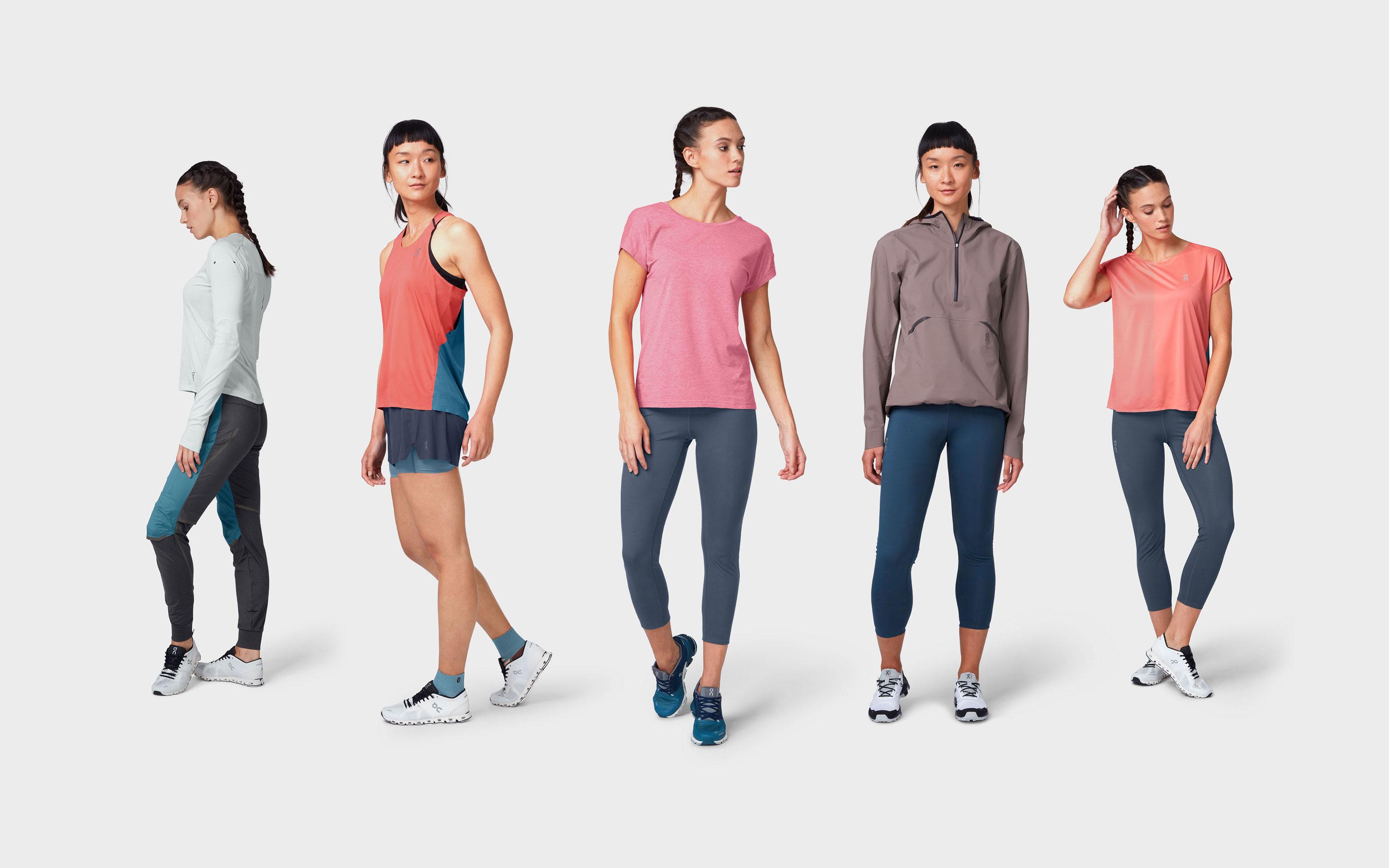 Womenswear Sports brand