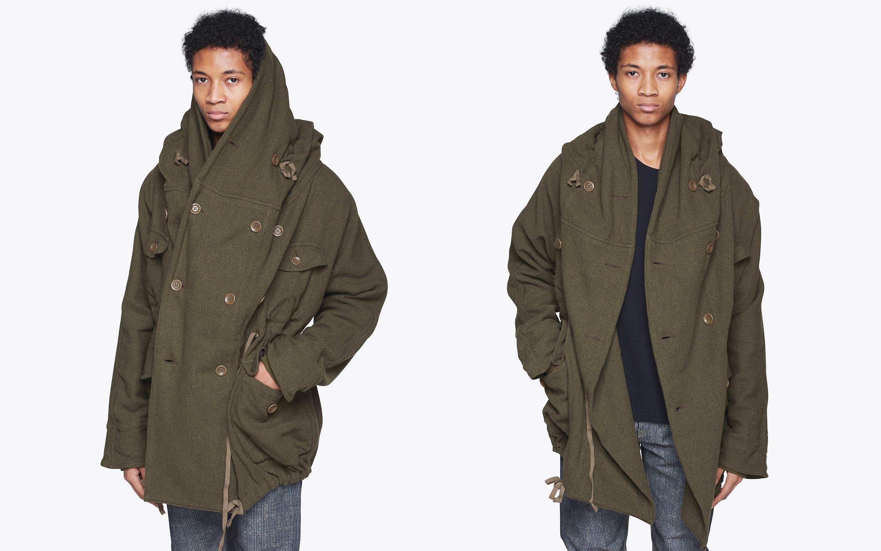 e-commerce menswear streetwear photography