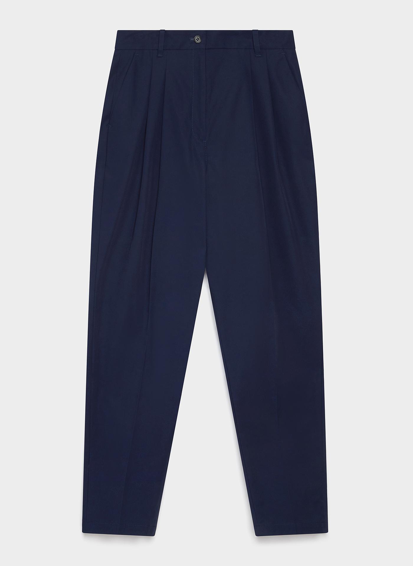 J&M dark blue trousers