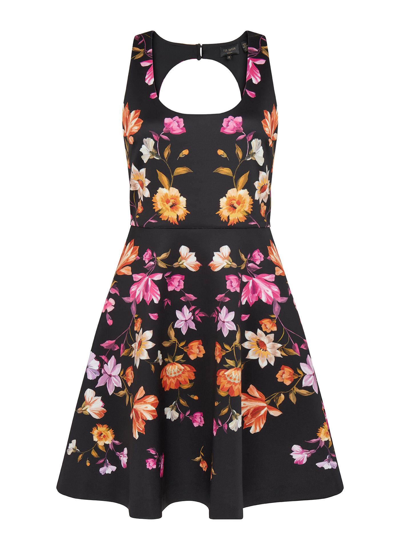 Ted Baker floral short dress