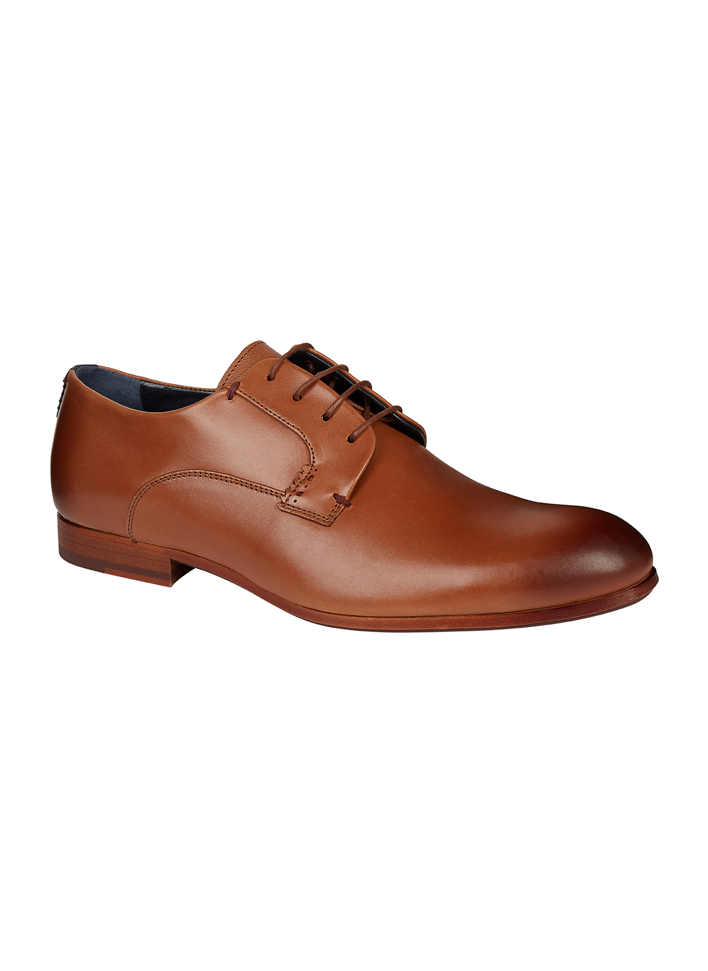 Ted Baker brown leather shoes for men