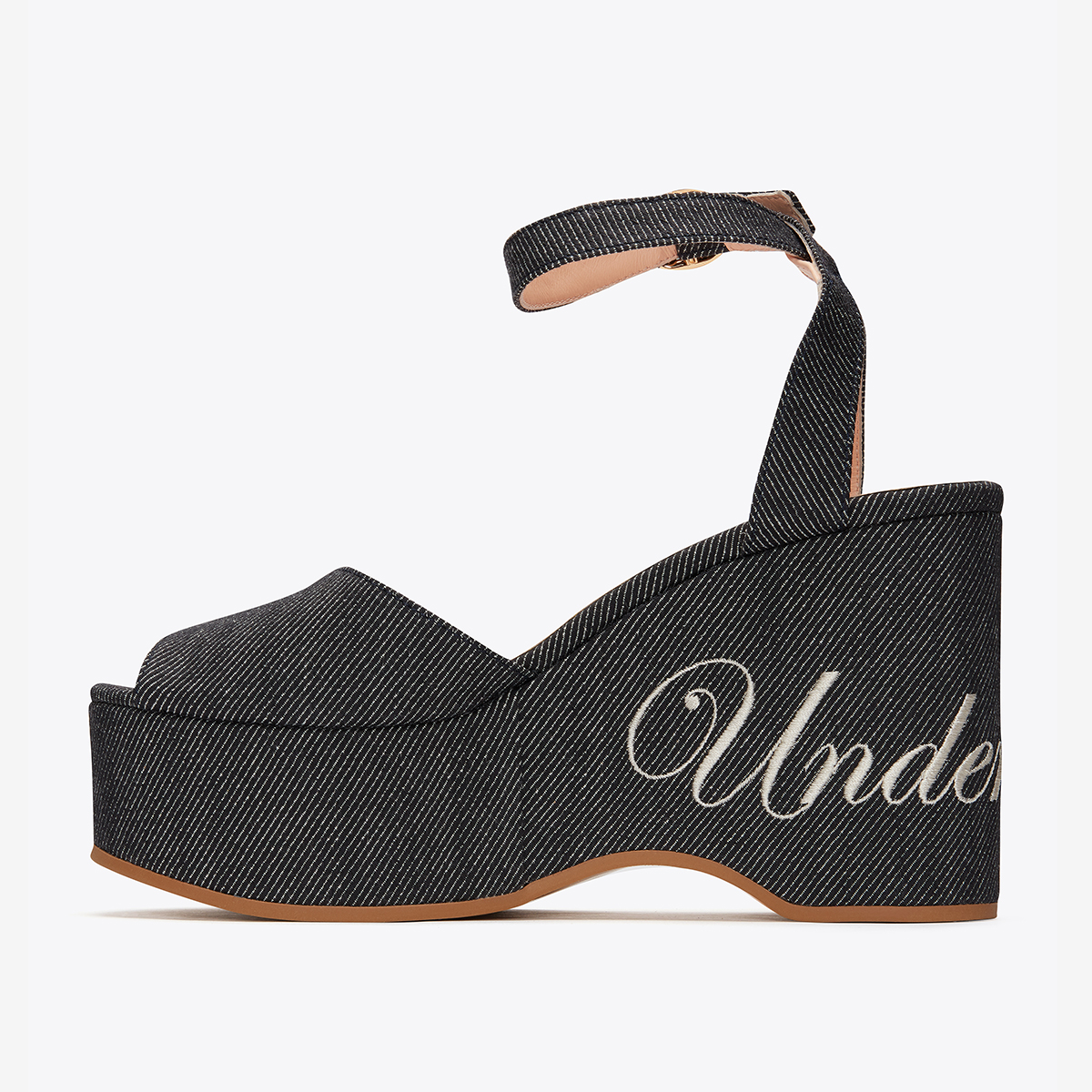 Valentino undercover women's shoe in grey