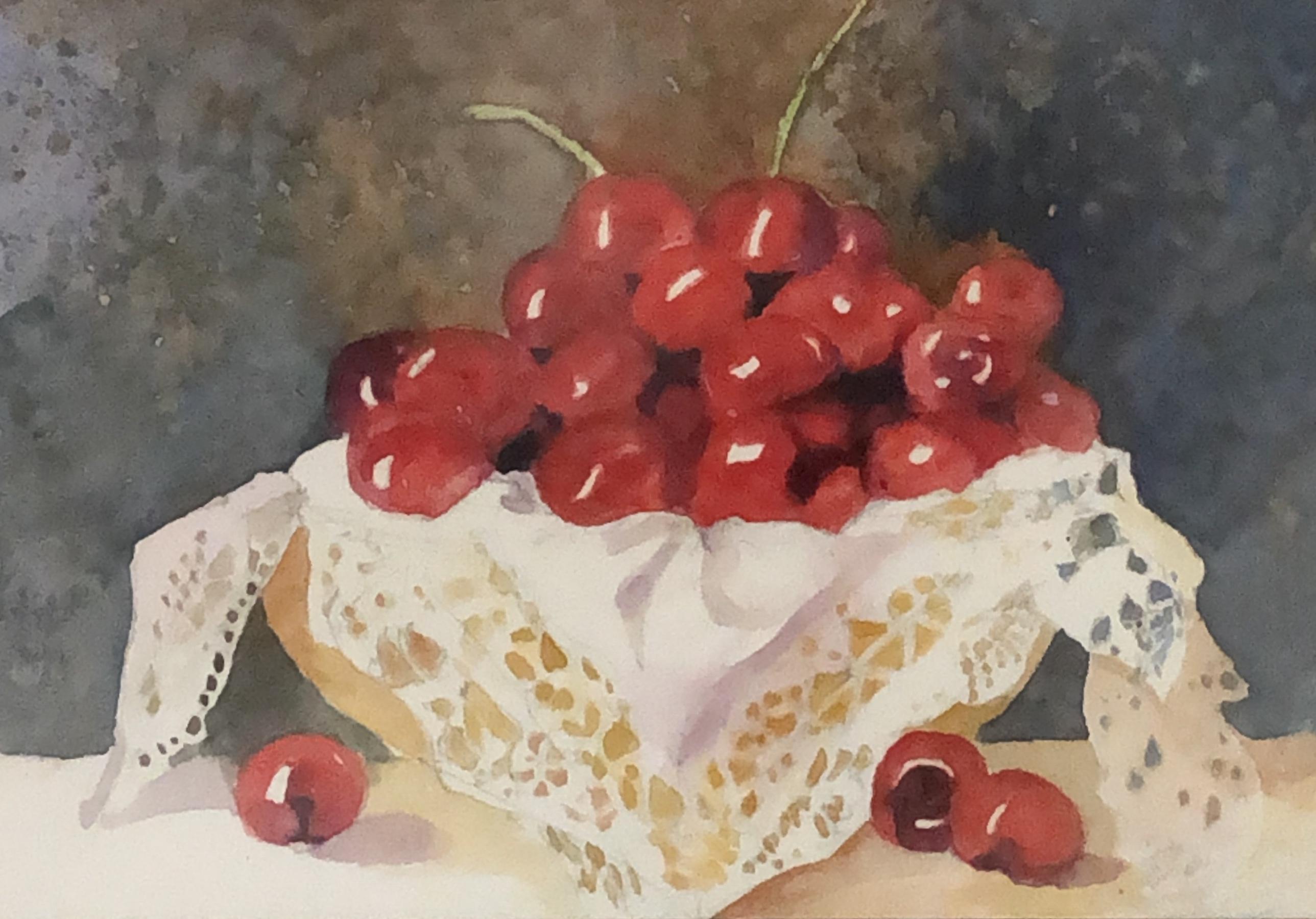 Cherry Dish