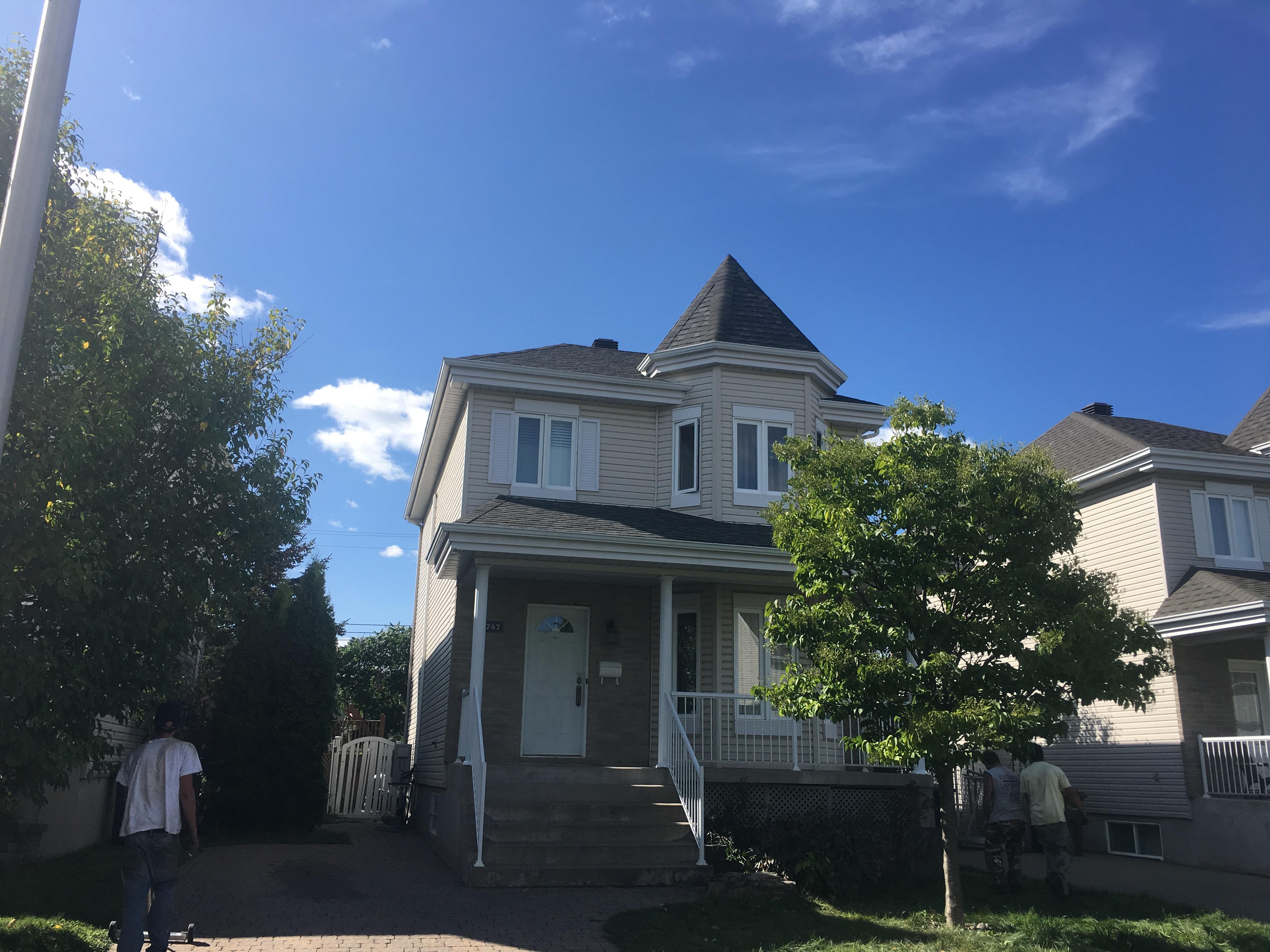 Rénovation d'une toiture résidentielle - 3