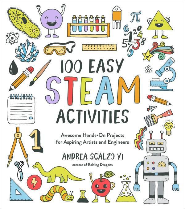 100 Easy Steam Activities Cover