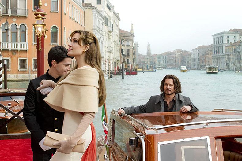 the tourist movie