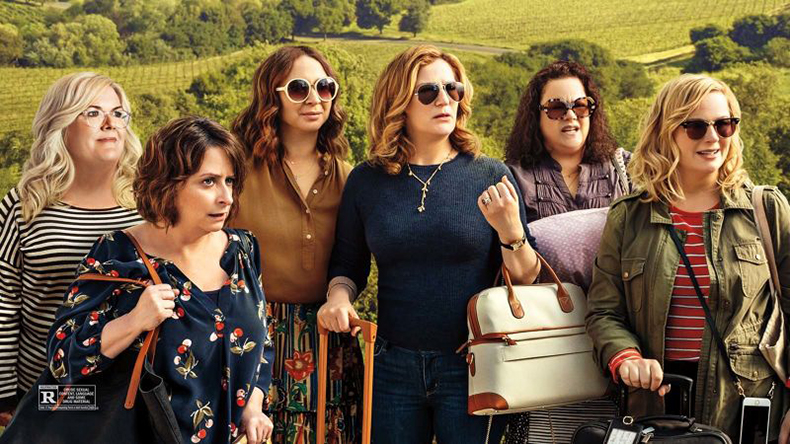cast of wine country movie